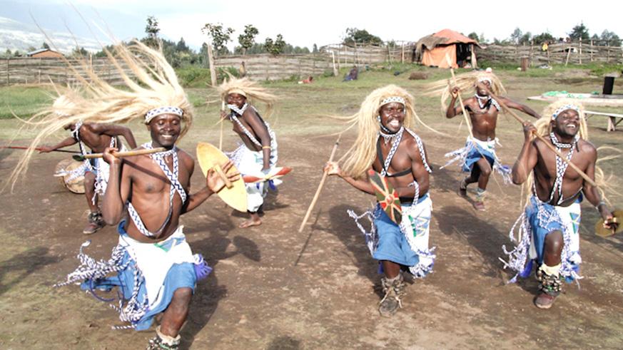 Intore Dancing | Neza SAFARIS